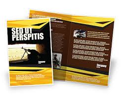Free Brochure Layouts Free Brochure Templates Design And Layouts