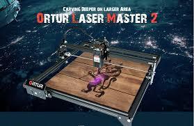 <b>ORTUR Laser Master 2</b> Laser Engraver For Just $175.99 [Coupon ...