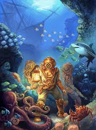 20 000 leagues under the sea by goldendaniel