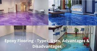 Epoxy Flooring - Types, Uses, Advantages & Disadvantages - Civil Lead