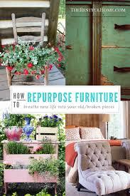 repurpose old furniture. Repurpose Old Furniture
