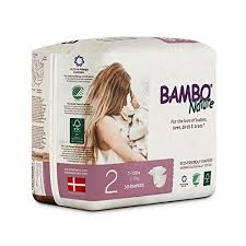 Deals On Bambo Nature Eco Friendly Premium Baby Diapers For