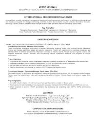 Sample Resume Purchasing Manager Purchase Manager Resume Sample Krida 11