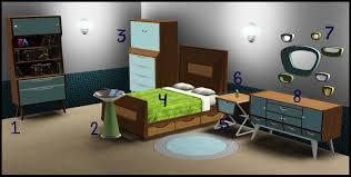 Mid Century Modern Bedroom Exceptional Bedroom Wall Clock 4 Mid Century Modern Bedroom