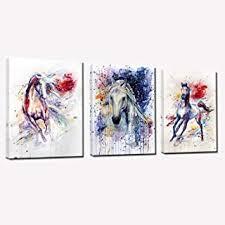 Best Horse <b>Art</b> Watercolor of 2019 - <b>Top Rated</b> & Reviewed
