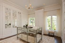 mirrored office furniture. mirrored furniture closet traditional with white cabinet high ceiling feminine office o
