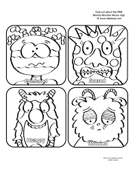 Small Picture Free Germs Coloring Pages High Quality Coloring Pages Coloring