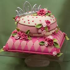 Pillow Princess Cake Cakes Easy Kids Birthday Cakes Cake