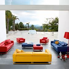 modern colorful furniture. Modern Sofas With Vibrant Colors From Roche Bobois Colorful Furniture O