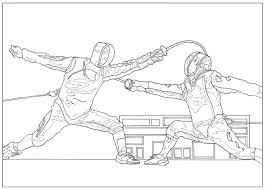 Sport Coloring Pages Trustbanksurinamecom