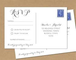Response Cards For Weddings Response Card Size Wedding Response Cards Size Wedding Cards Match
