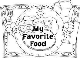 food clipart favourite food pencil and in color food clipart pin food clipart favourite food 7