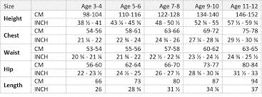 Lindy Bop Size Chart Lindy Bop Size Guide Wild Lace