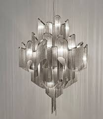 modern pendant chandelier lighting. Lighting U0026 Lamps U003e Chandeliers Pendants SCULPTURAL CHANDELIER J50S Contemporary Modern Pendant Chandelier I