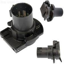 gm trailer plug 7 pin trailer hitch plug 924 307 for for 2000 2014 gm truck suv