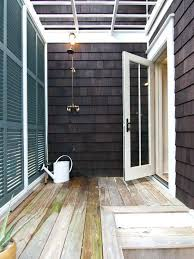 I Showers Outdoor Shower Privacy Screen Best Showers Images On Design Ideas  Metal And Wooden Enclosure