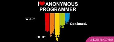 I Love Anonymous Programmer Facebook Covers Quotes Covers
