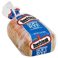 Beefsteak Soft Rye Loaf Bread 18oz Target