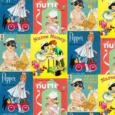 I Want To Be A Nurse I Want To Be A Nurse Wallpaper Nurseinsomniac Spoonflower