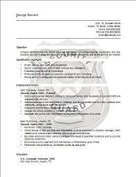 Gallery Of Security Guard Resume Security Guard Resume Sample Job