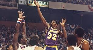 Lebron shuts down rivers at end of third. This Day In Lakers History Magic Johnson Starts At Center Vs 76ers In Game 6 Of 1980 Nba Finals Lakers Nation