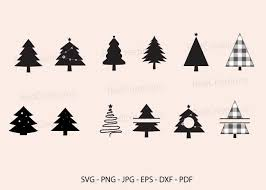 Add all three items to your cart and use coupon code buyme to redeem your offer. Christmas Tree Pine Tree Svg Graphic By Redcreations Creative Fabrica