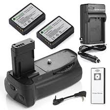 Cameras & Photography 4 X 1200mAh Battery For <b>Canon LP-E10</b> ...