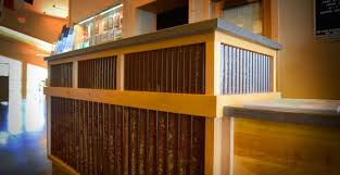 interior corrugated metal wall panels