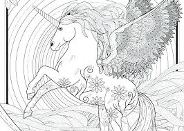 Printable Unicorn Coloring Pages Pdf Emoji Free Rainbow Page
