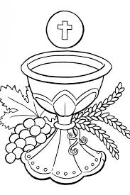 Catholic Coloring Pages For Kids Free Coloring Pages First