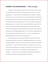 example of autobiography cam example of autobiography example of self biography essay