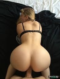 Bubble butt amature sex
