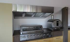Outdoor Kitchen Ventilation A Grade Finish Canopies Specialists In Rangehoods And Canopies