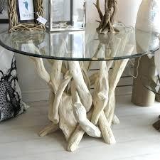 tree trunk dining table uk elegant bleached driftwood round dining table in amusing tree trunk dining tree trunk dining table uk