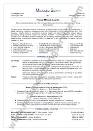 Captivating Functional Resume Formats For 100 Career Transition