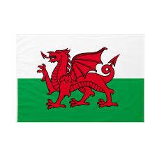 Bandiera Galles 100x150 cm da bastone