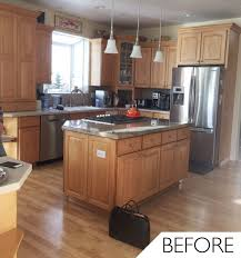 Kitchen Makeover Kitchen Remodel With Dura Supreme Cabinetry Kitchen Makeover