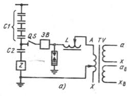 Реферат Измерительные трансформаторы напряжения com  Для установок 750 и 1150 кВ применяется трансформаторы НДЕ 750 и НДЕ 1150