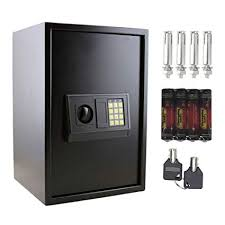 fch electronic safe box safe cabinet digital security lock and safe with keypad lock cash jewelry safe