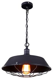 retro style cage pendant light black industrial pendant lighting cage pendant lighting