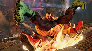 is capcom prepping street fighter 5 arcade edition