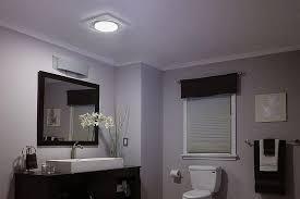 bathroom vent fans lights