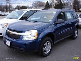 2009 Navy Blue Metallic Chevrolet Equinox LS #3572797 | GTCarLot ...
