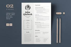 Indesign Resume Template Enchanting 60 Fresh InDesign Templates And Where To Find More Redokun