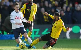 Troy Deeney misses penalty as Watford and Spurs draw in drab ...