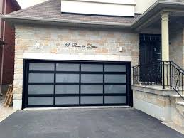 glass garage doors cost furniture captivating frosted door contemporary canada