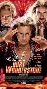 the incredible burt wonderstone imdb