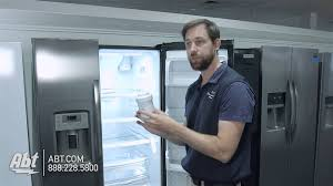 Refrigerator Water Filter Mwf How To Replace The Ge Mwf Water Filter In Your Ge Refrigerator