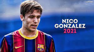 Nico Gonzalez 2021 - The Future of Barcelona   Skills & Goals