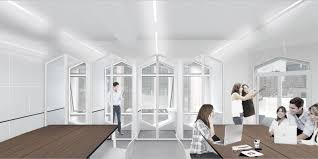 office space hong kong. Visualisation Of TheDesk\u0027s Private Offices And Communal Work Spaces At One Hysan Avenue \u201c Office Space Hong Kong